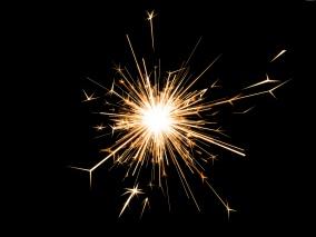sparkler-on-black
