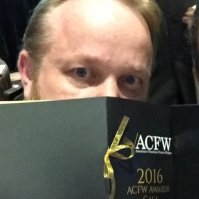 Me at ACFW