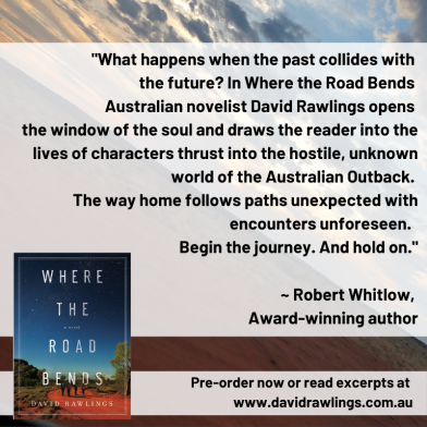 Road - endorsment (Robert Whitlow)